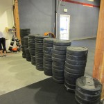 Ton of Weights