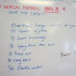 NorCal Warmup